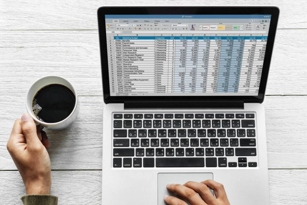 Professional Formatting of Excel Worksheets thumbnail